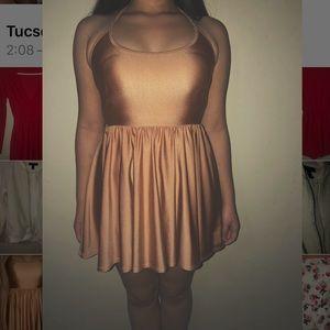 Rave girl dress